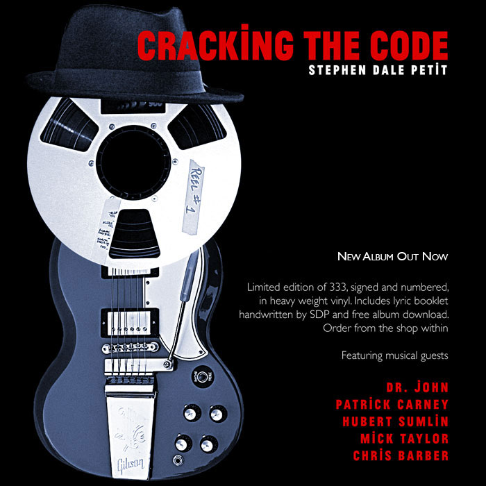 Stephen Petit - Cracking the Code